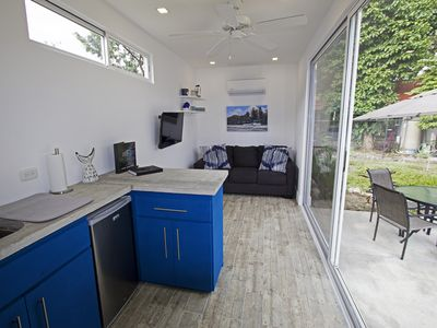 Photo for Clean & Modern Shipping Container Close To Beach! 1 of 2 on our property.