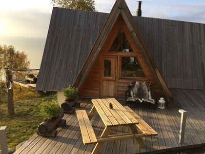 Photo for Pointy renovated family chalet, ski in ski out for cozy holidays in the mountains