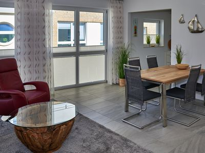 """Photo for """"My time-out"""" - modern apartment, noble equipment, balcony with water view"""