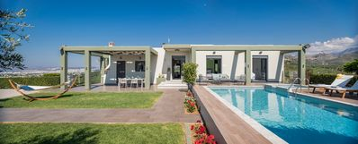 Photo for Mythic Olive Villa-Private Pool-Amazing Exteriors!