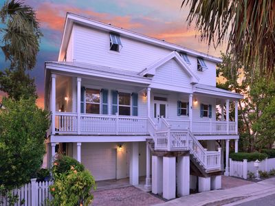 Photo for WATERFRONT LUXURY HOME WITH OCEAN VIEW & HEATED PRIVATE POOL
