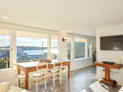 Photo for #635 Updated finishes and decor, prime location near downtown, overlooking Oyster Pond!