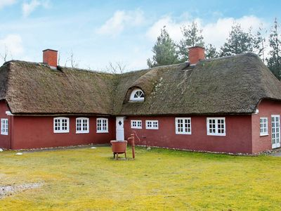 Photo for Vintage Holiday Home in Nørre Nebel with Terrace