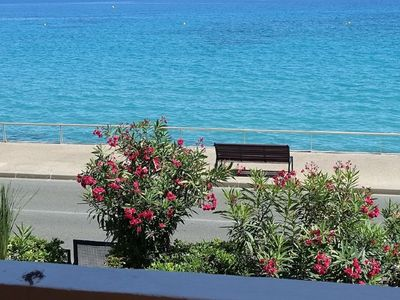 Photo for 1BR Apartment Vacation Rental in Menton, Provence-Alpes-Côte d'Azur