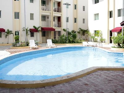 Photo for 1BR Apartment Vacation Rental in Boca Chica, Santo Domingo