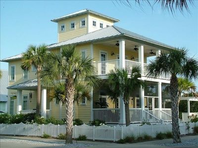Photo for Enchanting 4 bedroom home in Carillon Beach