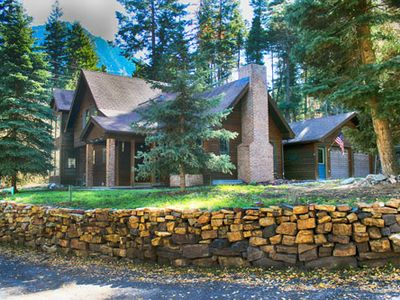 Photo for Large Quiet Mountain Home Close to Ouray.