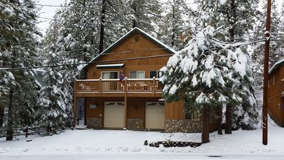Photo for Fun Luxury Cabin - Big Game Room - Best Area of Big Bear