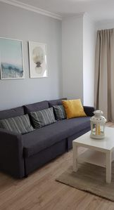Photo for Bright and central Loft recently renovated. Zona Triana, Cano street. WiFi free