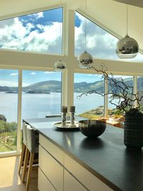 Beautiful House With Fantastic Sea View Right Outside Bergen City.