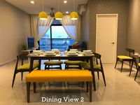 Strongly recoment for this host..friendly...the unit is super clean...nice view for puterajaya and