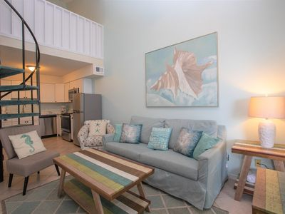 Photo for COASTAL DECOR, PLENTY OF ROOM FOR TWO SMALL FAMILIES, CLOSE TO EVERYTHING