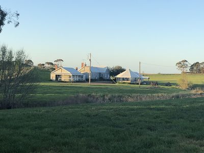 Photo for Barunah Plains Shearers Quarters Large groups sleeps 41 people in 16 rooms