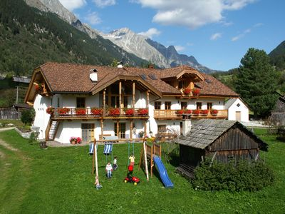 Photo for 2BR Farmhouse Vacation Rental in Antholz-Mittertal
