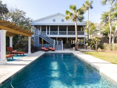 Photo for Mad Mermaids - 4BR Beachwalk Showplace w/ Private Pool & Abundant Amenities