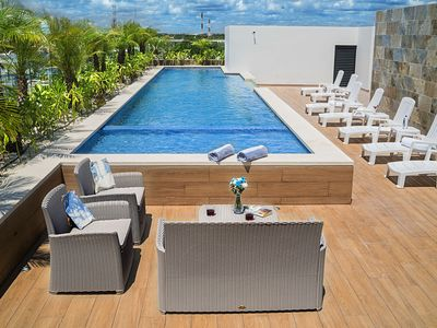 Photo for Perfect accommodation in Playa del Carmen.