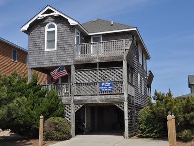Photo for Sea Rest: Ocean views from spacious decks! Hot tub and YMCA amenities.