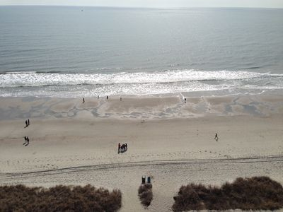 Amazing view from our direct oceanfront 11th floor condo