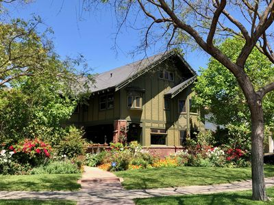 Photo for Magnificent 1911 Craftsman mansion on the National Register