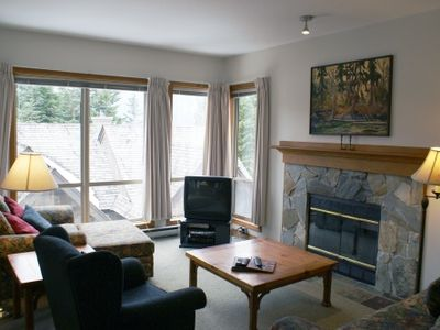 Photo for Painted Cliff 36 - Spacious ski in ski out property located on Blackcomb