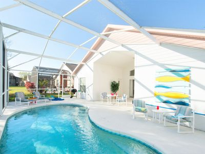 Photo for Cozy Family Vacation Home with Pool