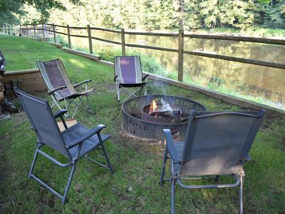 Cook Forest Riverfront Retreat
