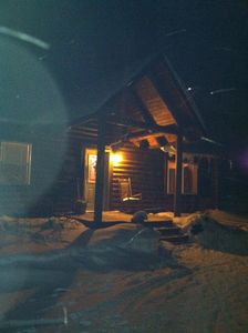 The Great U.P. Experience.  Log Cabin With Easy Access To Hiawatha Trails.