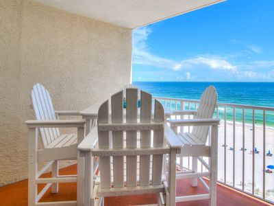 Photo for Clearwater 8C ~ Beach Front with Covered Pkg ~ Bender Vacation Rentals