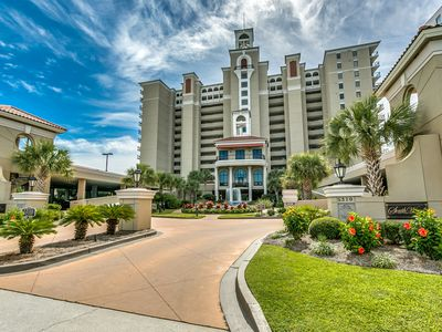 Photo for Large Luxury Oceanfront Condo (2nd floor) - by Luxury Beach Rentals