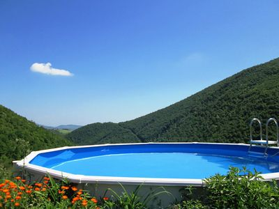 Photo for Enjoying nature in Cottage 'La Sole & La Luna' in Le Marche, Italy