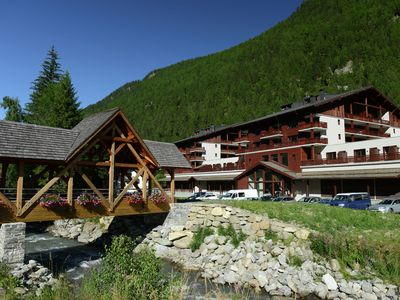 Photo for 3BR Apartment Vacation Rental in VALLORCINE