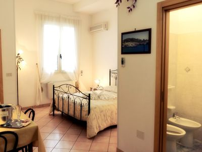 "Photo for Apartment in the ""Li Pusciai"" Bed & Breakfast near the sea"