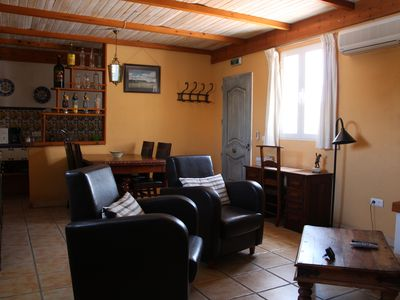 Photo for Nice apartment in a quiet location among the olive groves.