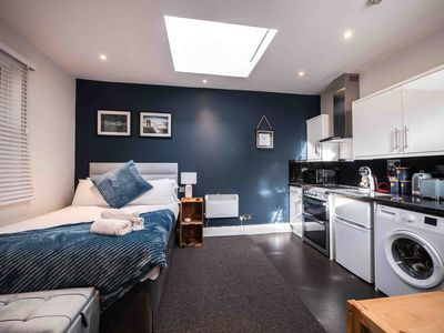 Photo for A Clifton Village Pied-A-Terre in the perfect location in Clifton Village.