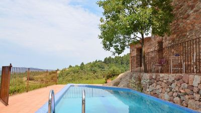 Photo for 4 bedroom Villa, sleeps 8 in la Bisbal de Falset with Pool and WiFi