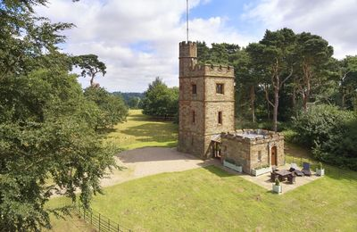 Photo for The Knoll Tower is a one-of-a-kind holiday cottage built in the late 1800s.