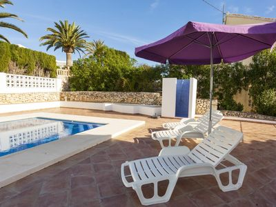 Photo for SERENDIPIA - Your dream holidays in a villa with views to the sea on the coast of Benissa