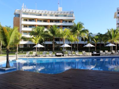 Photo for Aak-Bal Resort Apartment two bedrooms Private Beach and Pool