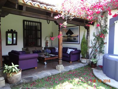 Photo for 7BR House Vacation Rental in Antigua Guatemala, Sacatepequez
