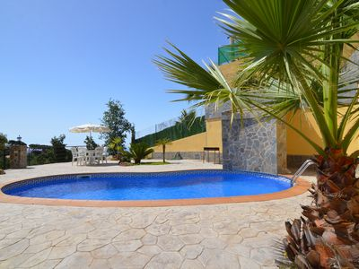 Photo for Club Villamar - Holiday home in the hills of Lloret de Mar – enjoy the view and swimming pool!