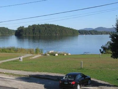 Photo for Affordable Lakeside Accomodations in Beautiful Island Pond Right Next to Trail.