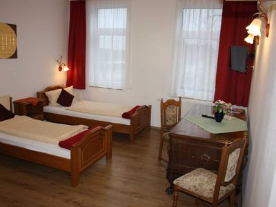 Photo for Double room - Fürstenhof guest house and pension