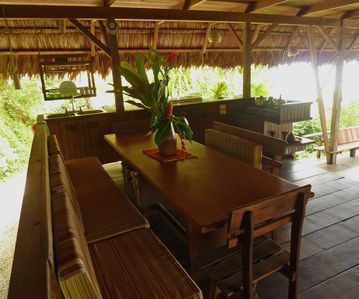 Photo for Off the Grid Bungalow surrounded by Tropical forest and