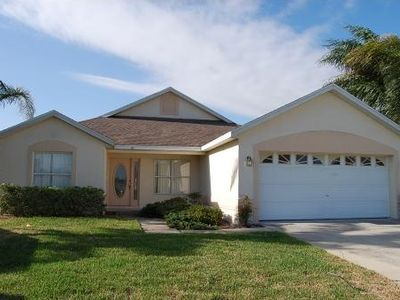 $94 PER NT SPECIAL: Minutes to Disney. Pool House on Golf Course W/ Lake Access