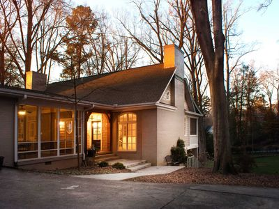 Photo for Anderson S .C.- In-town Executive Cottage near ANMED, A.U., Clemson  & NewSpring