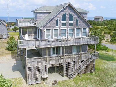 Photo for Only 2 Lots From Beach! Oceanview-Avon, Kid-Friendly, Hot Tub, Easy Beach Access