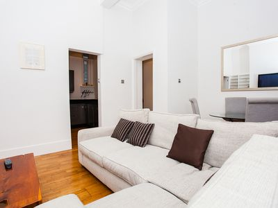 Photo for Stylish Modern 3BD in Central London - Marylebone! - Three Bedroom Apartment, Sleeps 6