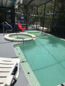 Photo for Cute house with pool close to wonderful downtown Dunedin.