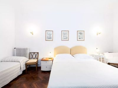 Photo for Charming T2 in Maison de Maître 18th Century, 2Km beaches - Dodo and Tartine