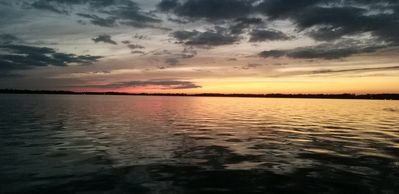 Photo for The perfect spot on Lake Wawasee